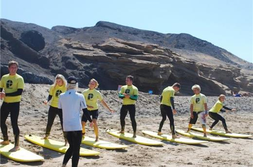 Wellenkind Surfschool & Resort - Fuerteventura