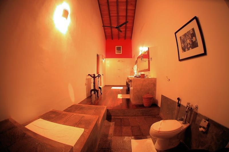 Bathroom at Aditya