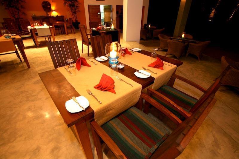 Restaurant at Aditya