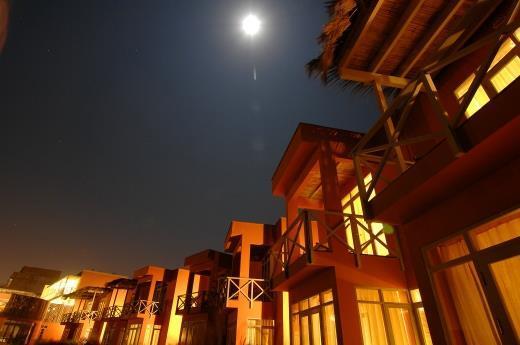 Evening at Chicama Resort