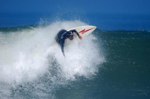 Cutback at Poemape