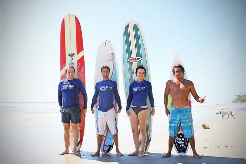 Del Mar Surf Camp - Costa Rica