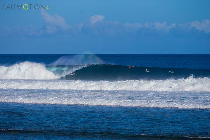 Cloudbreak, pumping