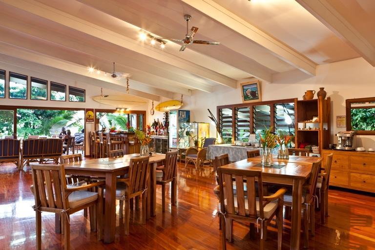 Matanivusi restaurant
